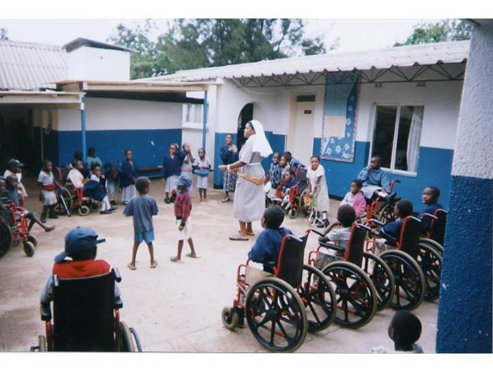 Rob Ryles Africa - bringing joy