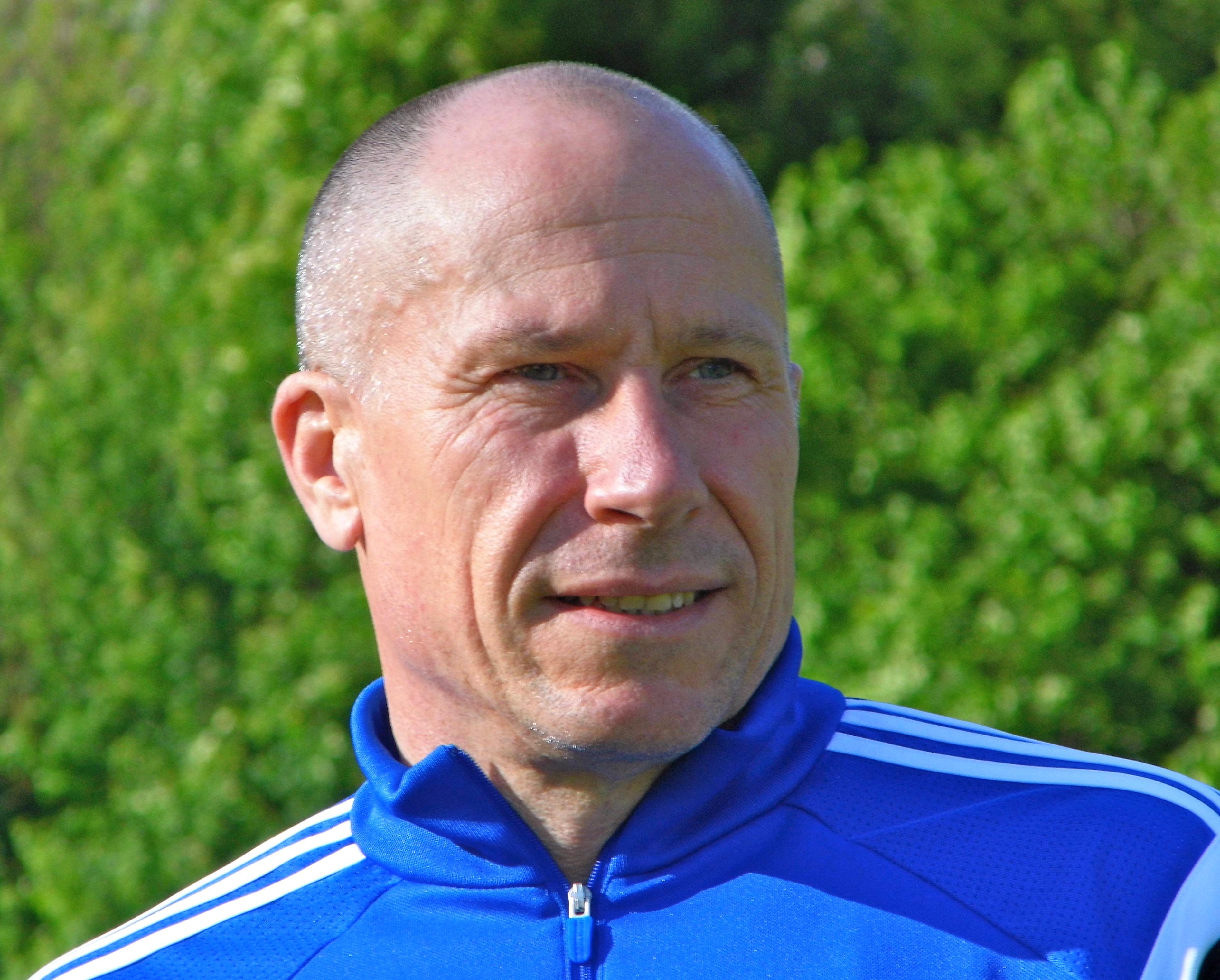 Rob Ryles - Coach
