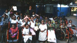 Rob Ryles | Giving - Africa, saying