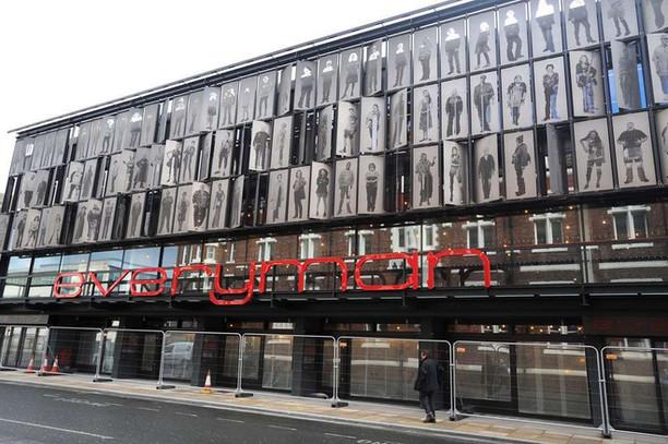 Everyman Theatre Liverpool