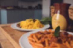 Casa Gomez Chorizo used in authentic Italian recepies