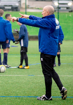 Rob Ryles Port Vale Coach
