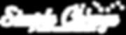 Simple Change Logo - White.png