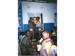 Rob Ryles | Giving - Africa