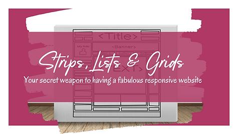 Become a Wix Wiz   Lists, Strips & Grids