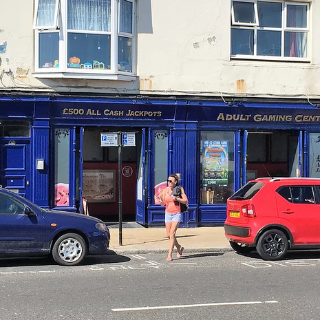 AGC in Hastings, East Sussex sold to The Godden Gaming Organisation