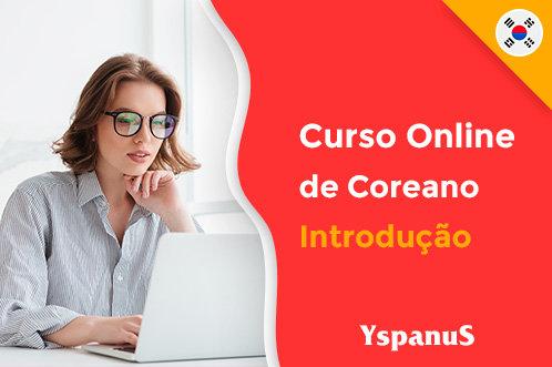 Curso Online de Introdução ao Coreano