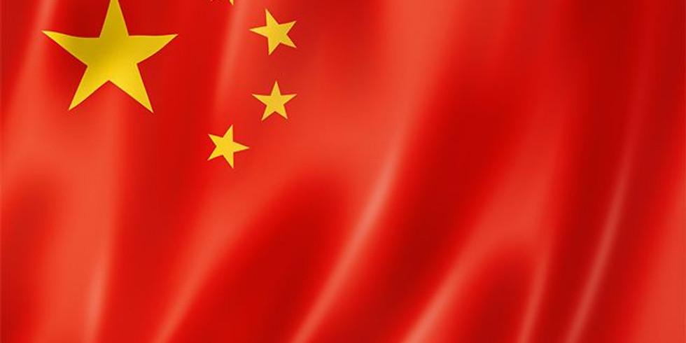 Choques Culturais China / Brasil