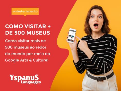 Como visitar mais de 500 museus sem sair de casa