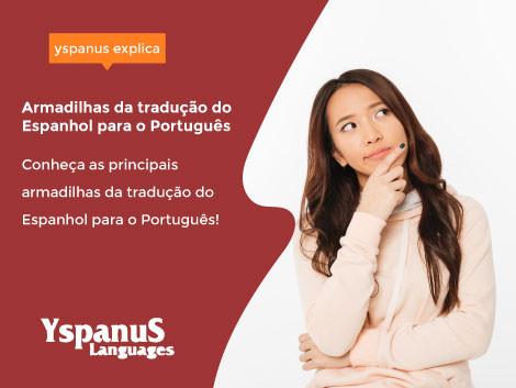 Armadilhas da tradução do Espanhol para o Português