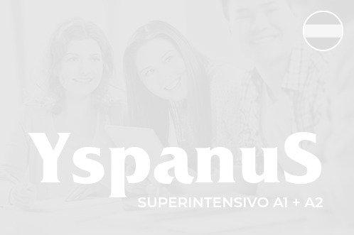 Curso Superintensivo de Espanhol - A1 (Iniciante) + A2 (Básico)