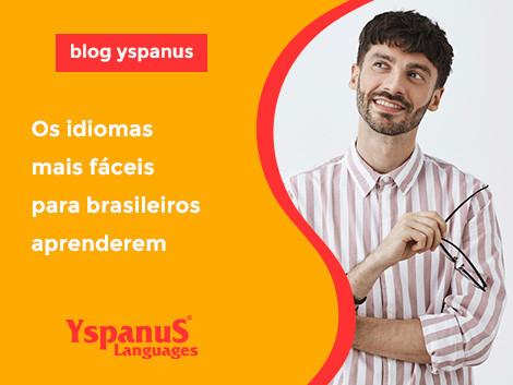 Os idiomas mais fáceis para brasileiros aprenderem
