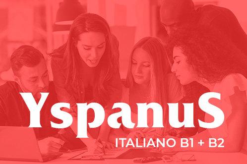 Curso de Italiano Intensivo - B1 (Intermediário) e B2 (Avançado)