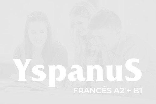 Curso de Francês Intensivo - A2 (Básico) + B1 (Intermediário)