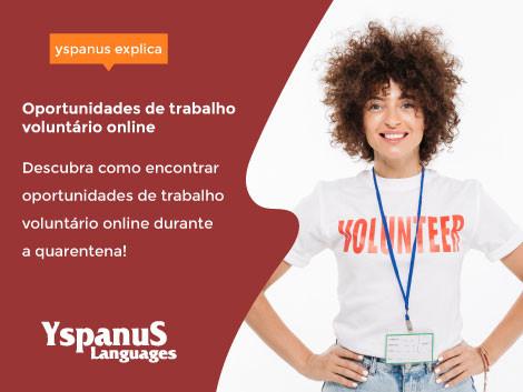 Como encontrar oportunidades de trabalho voluntário online