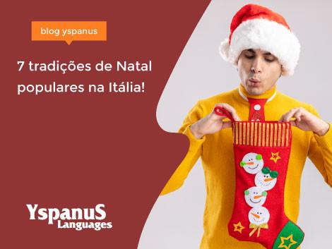 7 tradições de Natal populares na Itália