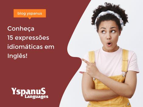 15 expressões idiomáticas em Inglês