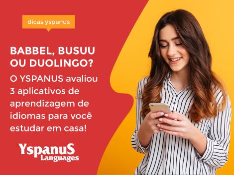 Qual aplicativo para aprender idiomas é o ideal para você?