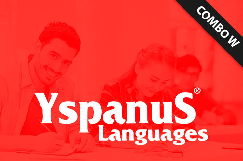 Cartão Yspanus VIP - Combo W