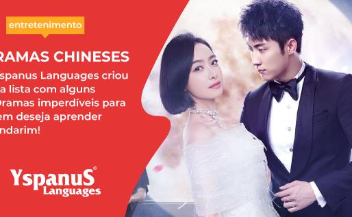 3 dramas chineses para você aprender mandarim