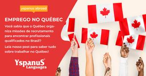 Oportunidade de emprego no Québec, Canadá