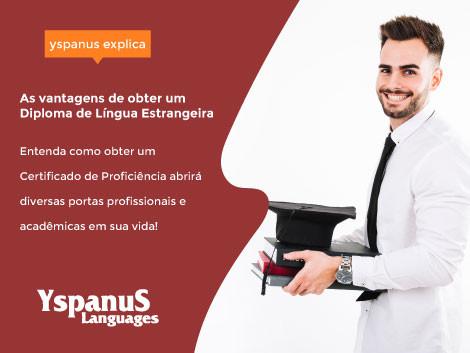 As vantagens de obter um Diploma Internacional de Língua Estrangeira
