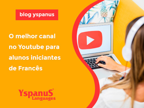 O melhor canal no Youtube para alunos iniciantes de Francês