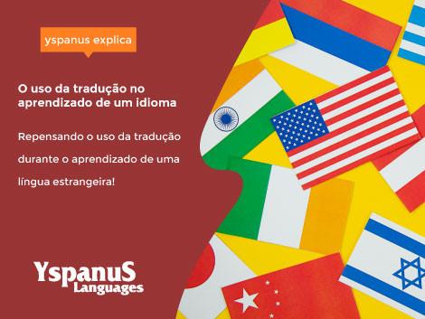 O uso da tradução no aprendizado de um idioma