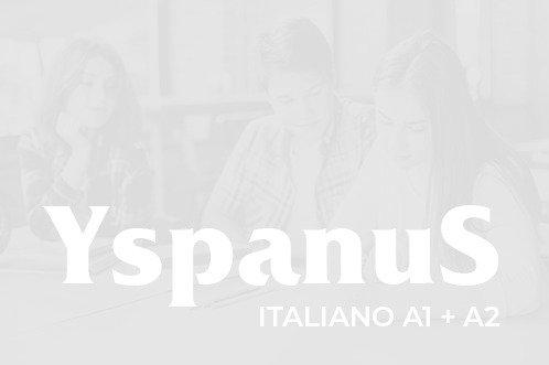 Curso de Italiano Intensivo - A1 (Iniciante) e A2 (Básico)