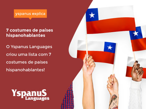 7 costumes de países hispanohablantes
