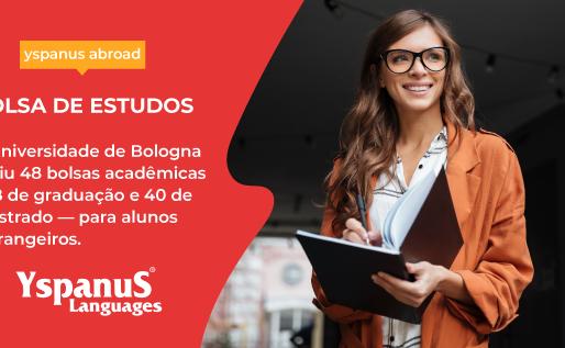 Universidade de Bologna abre 48 bolsas acadêmicas
