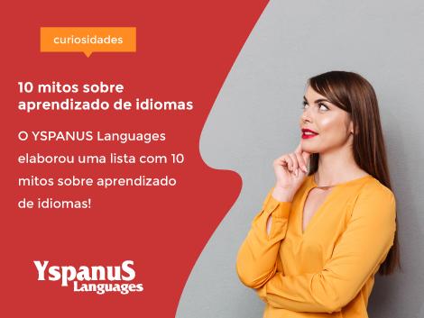 10 mitos sobre aprendizado de idiomas