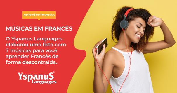 músicas para aprender francês