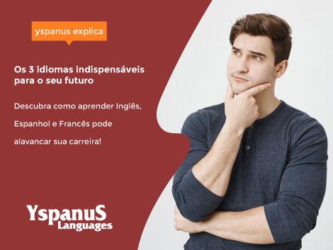 Os 3 idiomas indispensáveis para o seu futuro