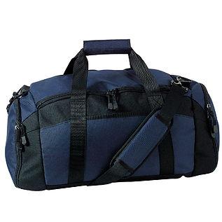 A duffle bag