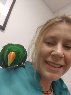 Parrot + Ari