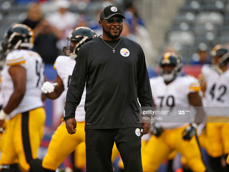 Mike Tomlin Post Game Notes