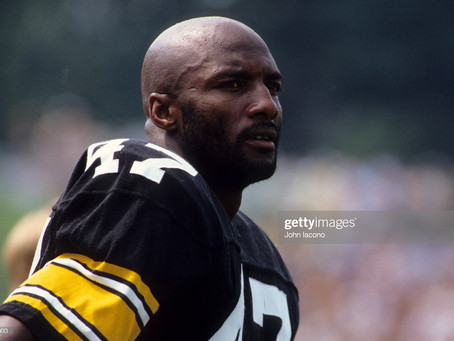 Mel Blount was so dominant he changed the way Cornerbacks play the Game of Football in the NFL