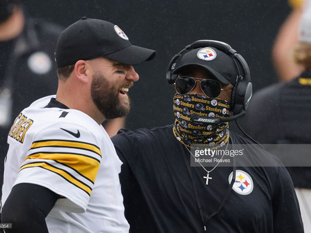 Stephen A. Smith says he sees no other option than Big Ben returning for the Pittsburgh Steelers
