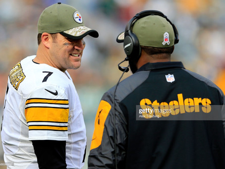 ESPN's Orlovsky says Ben Roethlisberger is not the issue with the Steelers Offense