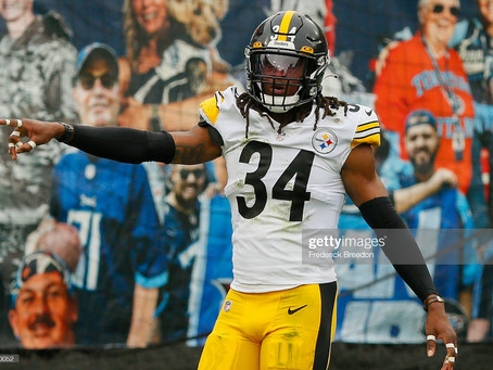 Tomlin personally called Terrell Edmunds and told him they were not picking up his Fifth-Year Option
