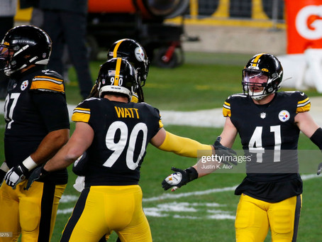 Robert Spillane called Vince Williams return to the Pittsburgh Steelers