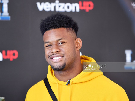 JuJu Smith-Schuster is getting into the Jewelry Business