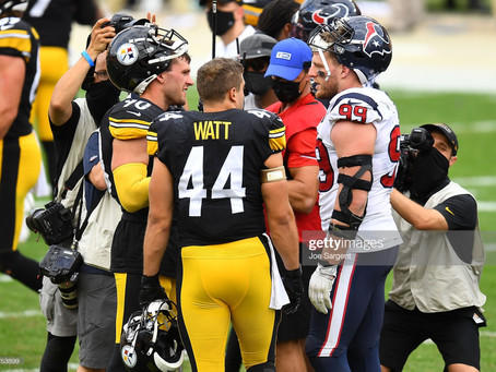 Jeremy Fowler says the Steelers 'were definitely' in the mix for J.J. Watt