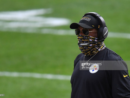 Yesterday's divisional-round games showcased that the Steelers need to stop living in their fears