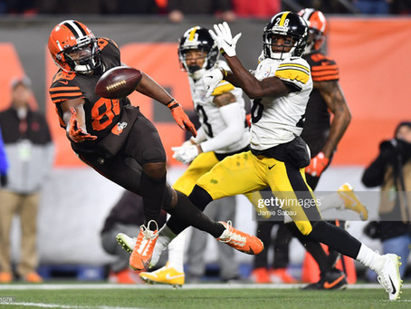 Cleveland Browns close down their facility for Contact Tracing during Steelers Week