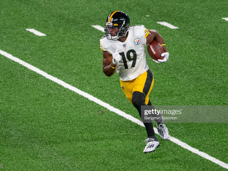 JuJu has broken many records with the Pittsburgh Steelers and it is time to give him his respect