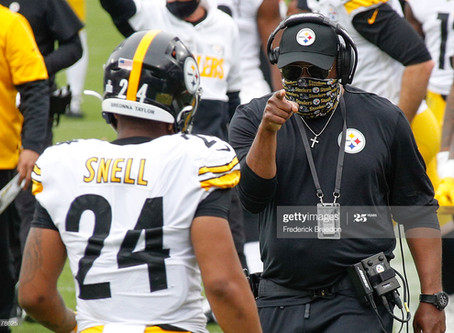 Mike Tomlin on the Ravens game: 'We're back in the kitchen. It's AFC North ball.'