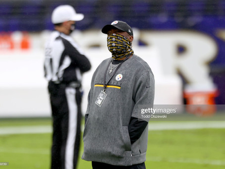 Pro Football Focus has the Steelers winning 8.5 games in the 2021 NFL Season