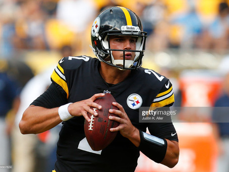 Mike Tomlin will not Commit to Starting Mason Rudolph in 2021